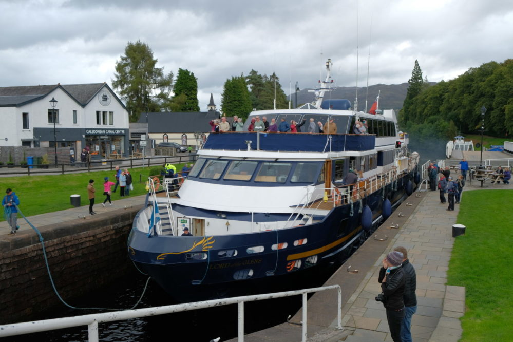 Fort Augustus - Lord of the Glens