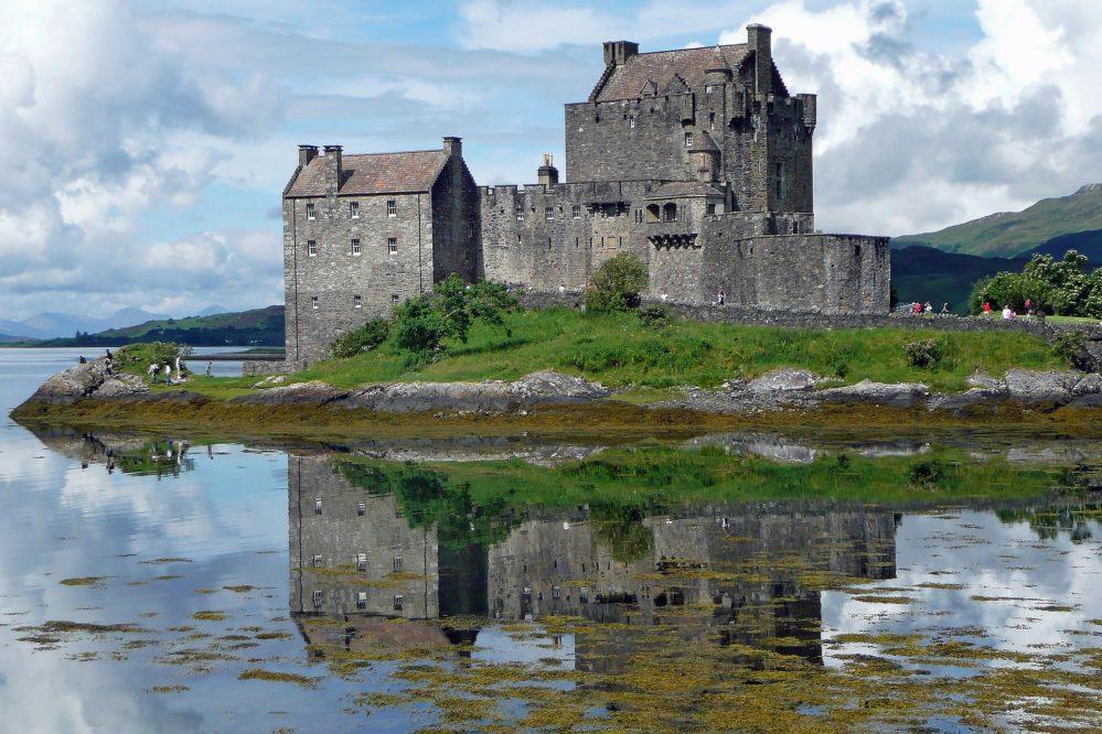 Eilean-Donan Castle